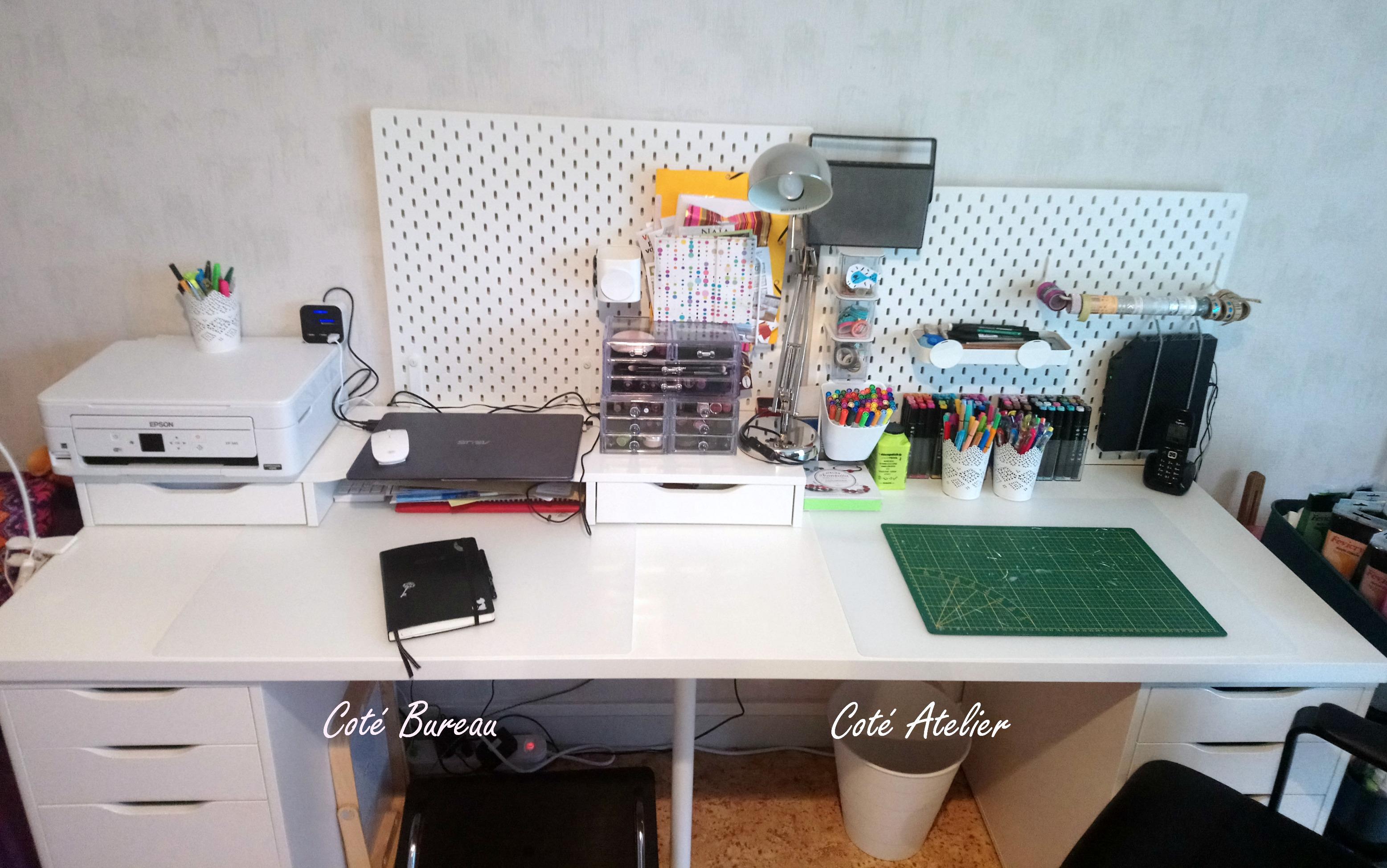 Décorer son bureau avec de petits éléments fait maison u les