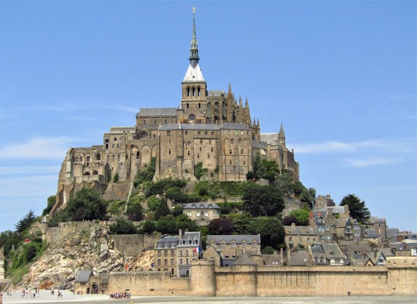 Visite du MontSaint-Michel