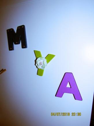 3.0 - les lettres mya