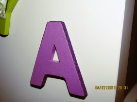 3.3 - la lettre A