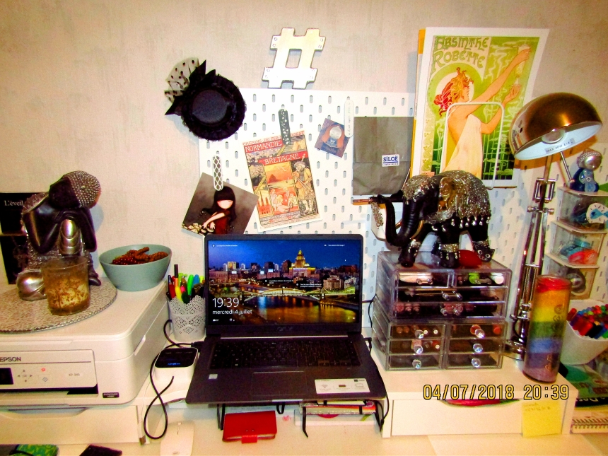 4 - coté bureau